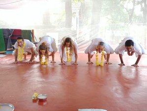 25 Day Enriching Ashtanga Yoga Teacher Training in Mysore