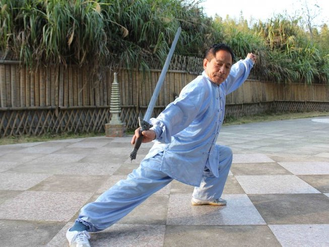 3 Months Shaolin Kung Fu, Wushu, Taiji Holiday in China