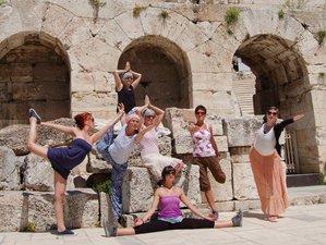 29 Tage 300 Stunden Yogalehrer Ausbildung in Griechenland