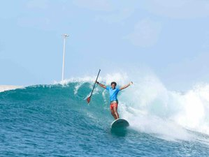 8 Day Stand Up Paddle Wave Camp in Boa Vista Island, Cape Verde