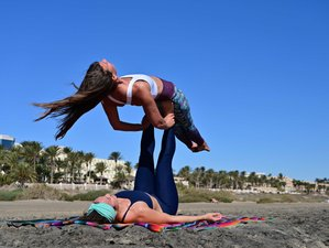 8 Days Exciting Flying Yoga Holiday in Fuerteventura, Spain