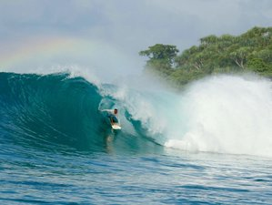 12 Days Uncrowded Surf Camp Indonesia
