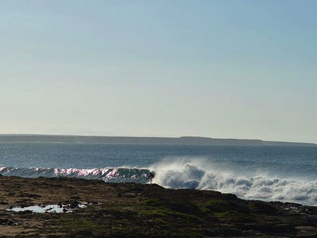 8 Days Paradisal Surf Camp in Oristano, Sardinia, Italy