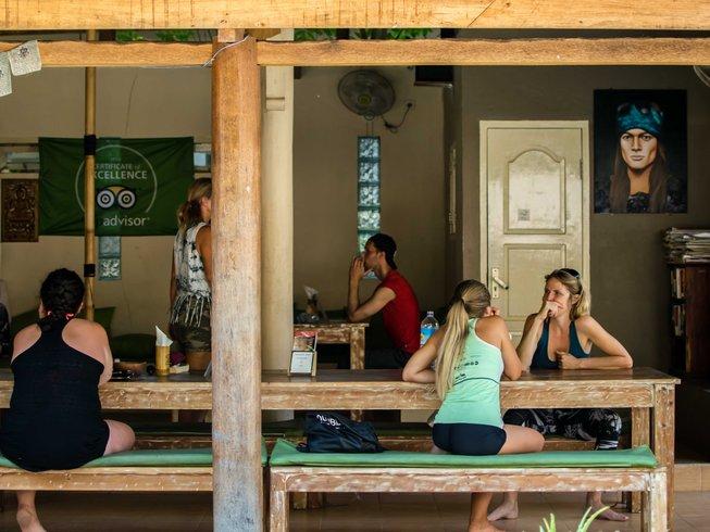 4 días de retiro de yoga Yin y renovación en Gili Islands 9ee1c2b251ef