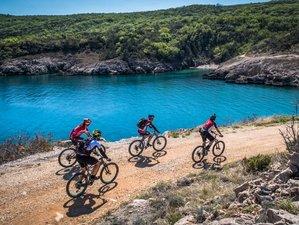 4 Days of Mountain Bike and Boat Adventure in Northern Kvarner and Velebit, Croatia
