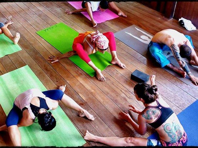 5 jours en stage de yoga dans la montagne et la forêt vierge à Rio de Janeiro, Brésil