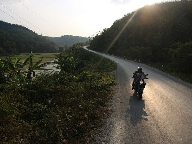 10 Days Pure Adventure Motorcycle Tours in Thailand and Laos