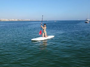 8 Days SUP Surfing Holiday in Portugal