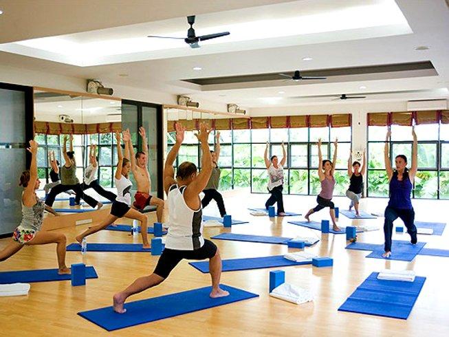 8 jours en vacances de yoga à Koh Samui, Thaïlande