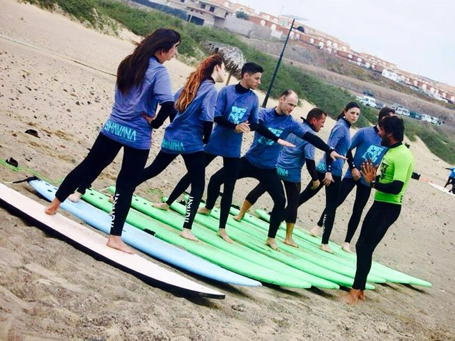 8 Days Yoga, SUP, and Surf Camp in Fuerteventura