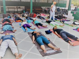 15 jours en stage de yoga, méditation et équilibre des chakras à Rishikesh, Inde