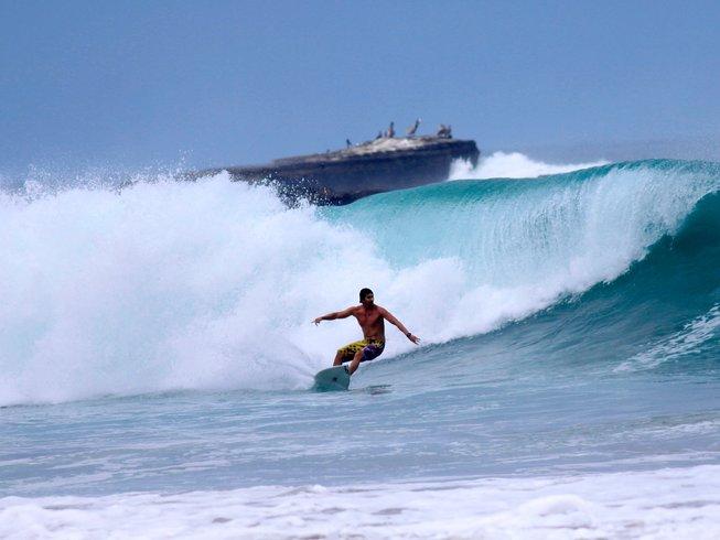 7 Days Ecuador Surf Camp