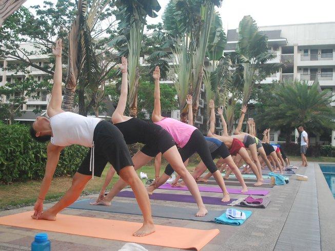 17-Daagse 300-urige Yoga Docentenopleiding in Taguig, Filippijnen