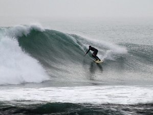 5 Days Pichilemu Chile Surf Camp