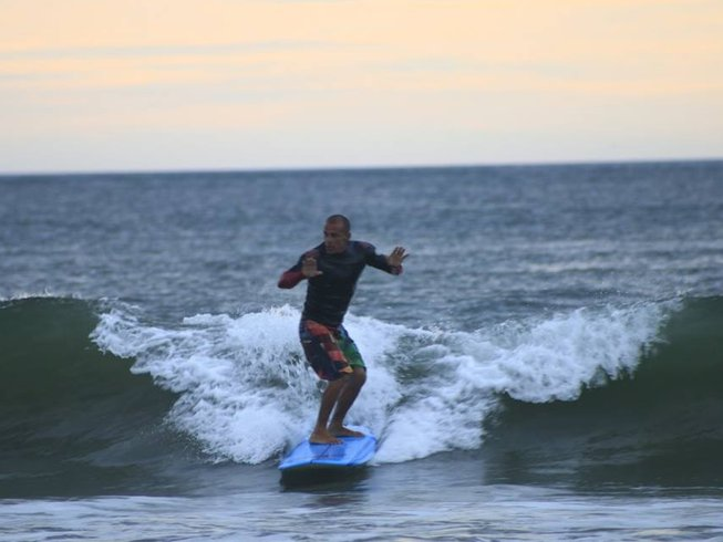 8 Days Surf Camp in Tamarindo, Costa Rica