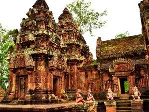 7 Days Guided Cambodia Motorbike Tour
