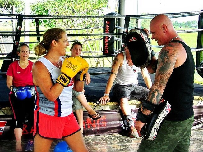 1 Month Chiang Mai Muay Thai & MMA Camp in Thailand