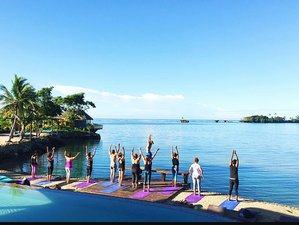 6 Days Nurtured by Nature Yoga Retreat in Savusavu, Fiji