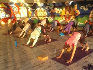 26 Days Intensive 200 Hours Spain Yoga Teacher Training