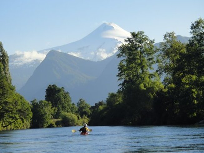 6 Days Kayak and Yoga Retreat in Chile