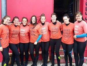 5 Days Surf Camp in Ireland