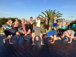 8 jours en stage de yoga jivamukti à Fuerteventura, Espagne