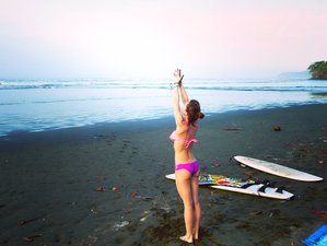6 Days Surf Snorkel and Sun Salutes Yoga Retreat in Panama