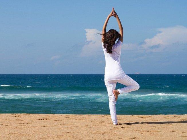 """5 jours en stage de yoga """"soleil et sueur"""" à Tulum, Mexique"""