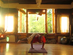 7 Days Annual Springtime Meditation, Detox, and Yoga Holiday in Buenos Aires Province, Argentina