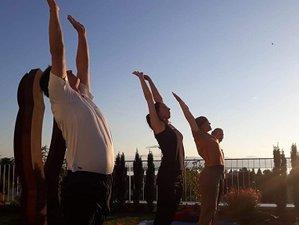 4 Tage Hatha Yoga Retreat mit Meditation, Wandern am Bodensee, Österreich