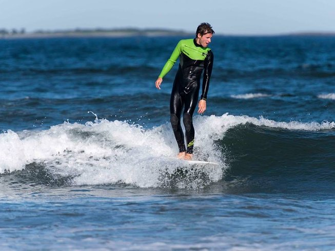 6 Days Surf and Stay in Maine