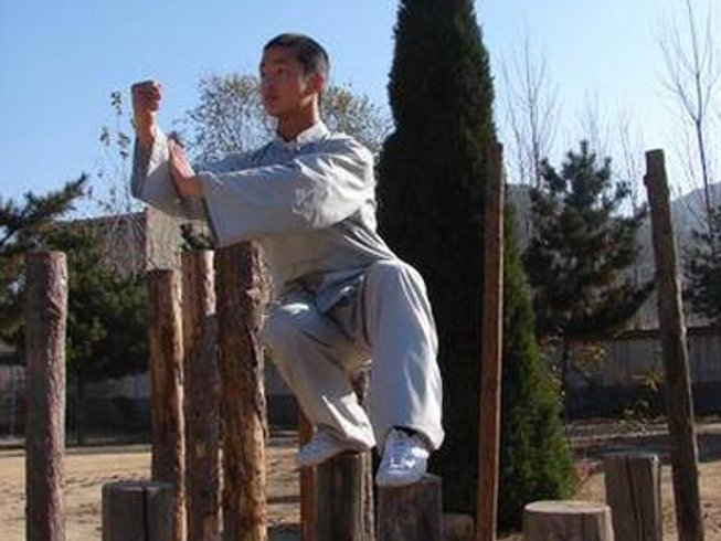 5 Days Chinese Martial Arts Training in Handan, China