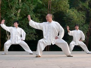 1 Month Learn Tai Chi in Yangshuo, China