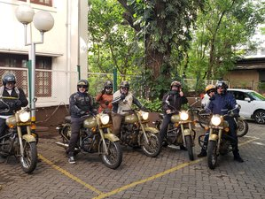 12 Day Cultures of South India Premium Guided Motorbike Tour
