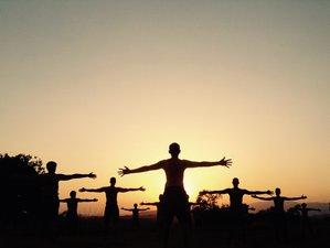 9 días vacaciones de yoga y meditación en España