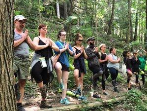 3 Days Riverside Outdoor Yoga Retreat- Aerial, Nature Meditation Hike, and Kayaking in Kentucky, USA