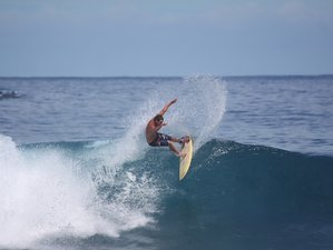 7 Days Asu Camp Surf Club in Indonesia