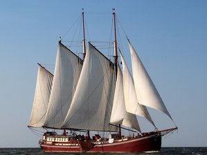 3-Daagse Yoga & Sailing Retreat vanaf Enkhuizen