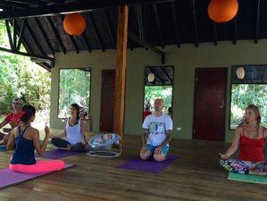 8 días retiro invernal de yoga y meditación en Playa Hermosa, Costa Rica