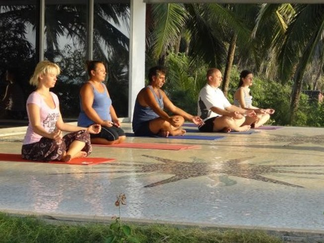 15 Days Yoga and Spa Retreat in India