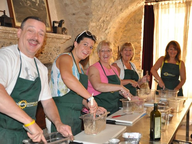 8 Days Wine, Cooking & Olive Harvest in Norcia