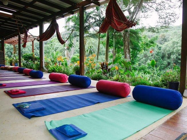 4 días  safari de lujo y retiro de yoga en Australia