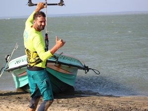 4 Days Kitesurfing Lessons with Ruben and Eusebi in Kalpitiya, Sri Lanka