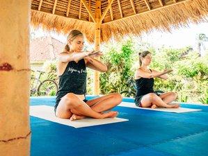 6 Day Spiritual Watukaru Yoga, Tai Chi, Balinese Culture & Chakra Awakening Retreat in Tabanan, Bali