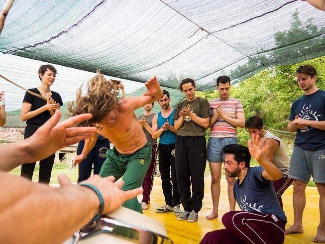 21 Days Capoeira Camp in Tuscany, Italy