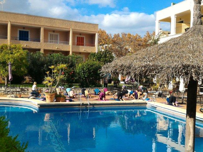 17 Days 200-Hour Hatha Vinyasa Luxury Yoga Teacher Training in Mallorca, Spain