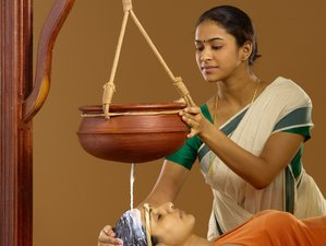 2 Day Wellness Royal Ayurveda Massage Treatment Detox Retreat in Fort Kochi, Kerala