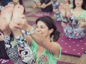 5 Days Food and Wine Yoga Retreat in Castro Marim, Portugal