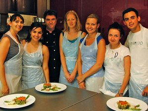 5 Week French Language Standard Course and Cooking Vacation in Montpellier