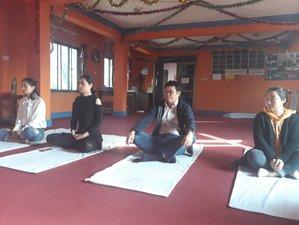 4 Day Hiking and Yoga in Kathmandu Valley, Bagmati Pradesh